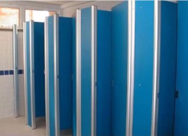 Distribuidor de Porta de Banheiro Coletivo Jabaquara - Porta de Vidro para Banheiro