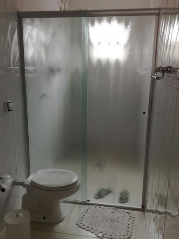 Divisoria de Vidro Temperado para Banheiro Barra Funda - Divisoria Vidros Temperados
