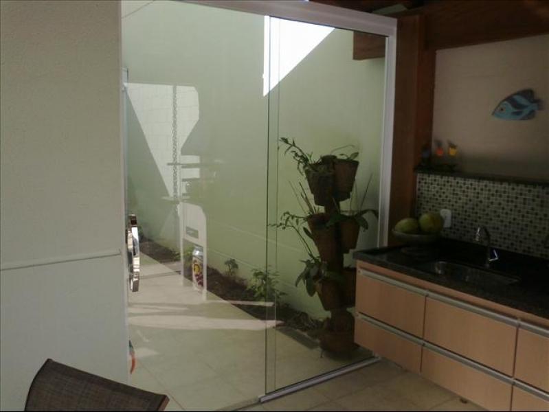 Divisoria em Vidro Temperado para Casas á Venda Mandaqui - Divisoria de Vidro Temperado para Cozinha