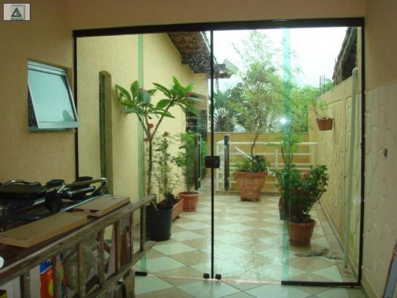 Divisoria Vidro Temperado Escritório Vila Formosa - Divisoria de Vidro Temperado para Cozinha
