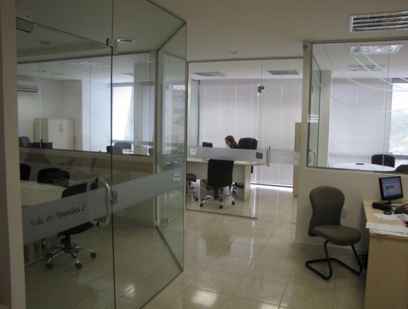 Divisorias Escritórios Jardim Panorama - Divisoria para Escritórios