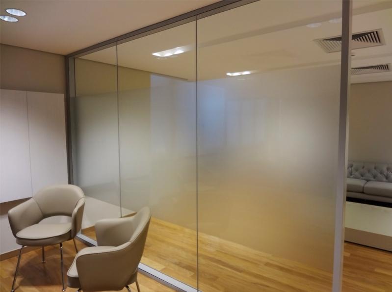 Fabricante de Divisoria para Escritório em Alumínio e Vidro Taboão da Serra - Divisoria para Escritórios