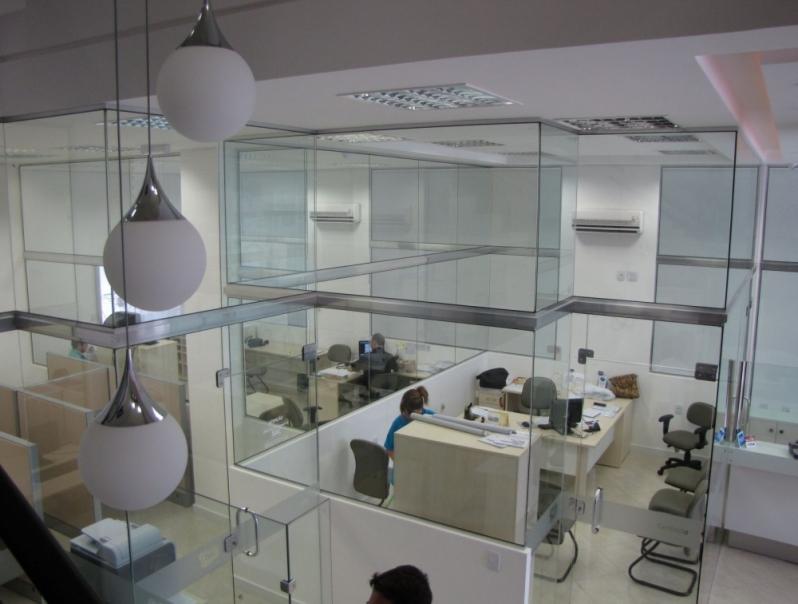 Fornecedor de Divisoria de Escritório Alto Padrão Alphaville - Divisoria para Escritórios