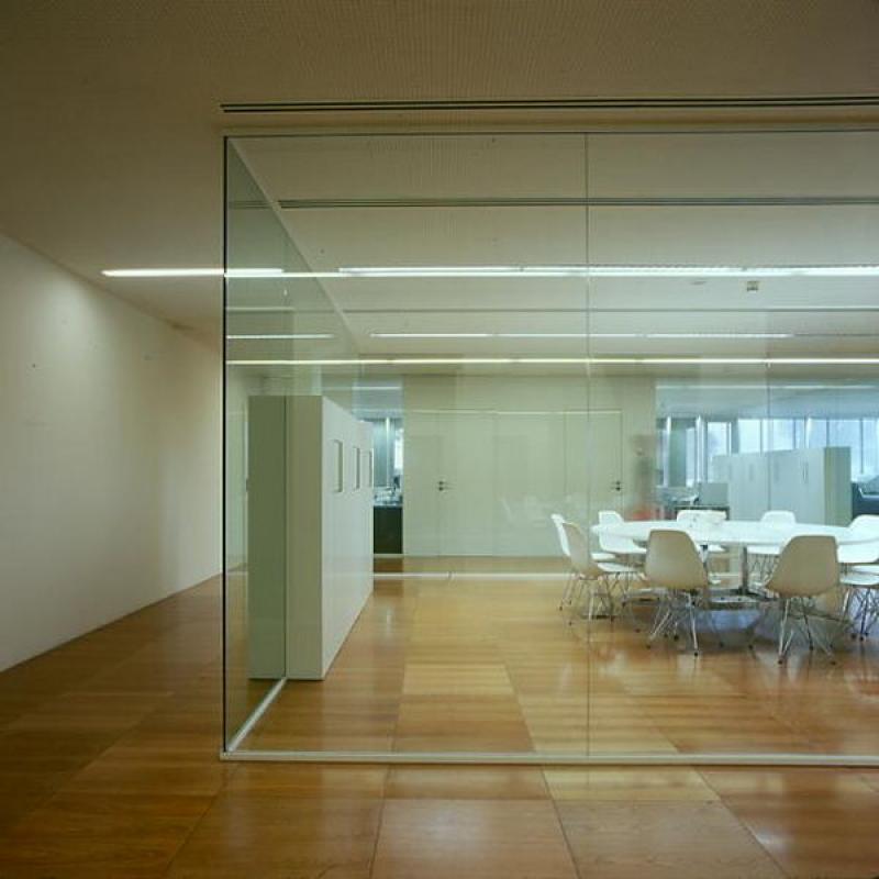 Fornecedor de Divisoria para Escritório em Alumínio e Vidro Itanhaém - Divisoria para Escritórios