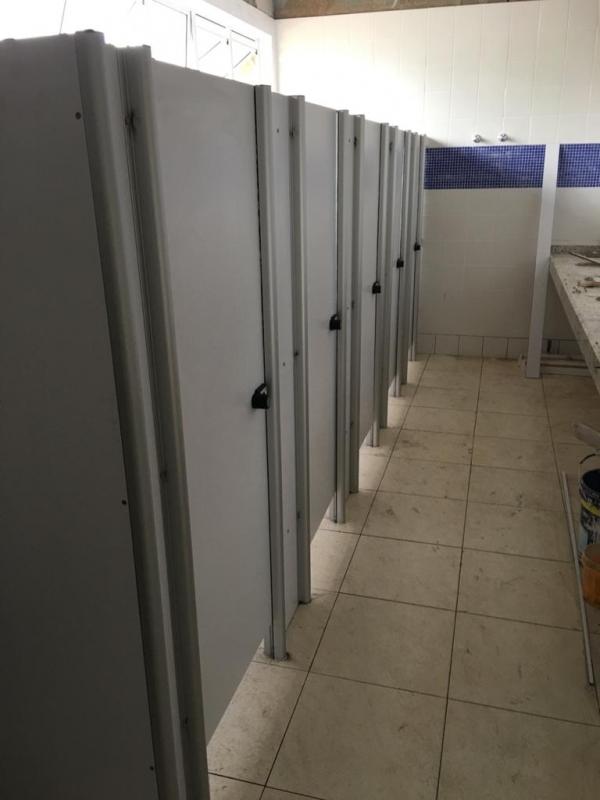 Laminado Estrutural Ts Divisoria para Banheiros Alto do Pari - Laminado Estrutural Ts Divisoria