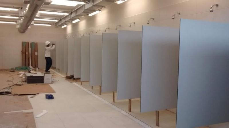 Porta de Sanitário Coletivo Valores Itupeva - Porta de Vidro para Banheiro