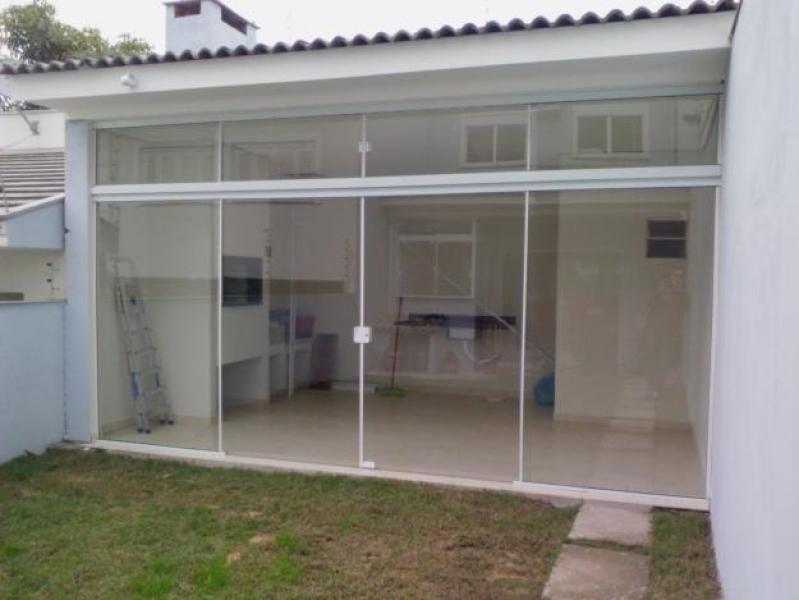 Serviço de Divisoria em Vidro Temperado para Casas Bertioga - Divisoria de Vidro Temperado para Empresas