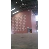 distribuidor de parede divisoria mdf Serra da Cantareira