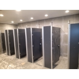 divisoria banheiro valor Vila Progredior
