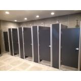 divisoria de banheiro Louveira