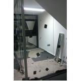 divisoria de vidro para sanitários á venda Itapecerica da Serra