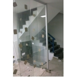 divisoria de vidro para sanitários Cubatão