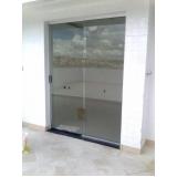 divisoria em vidro temperado para casas Limeira