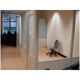 divisoria mdf escritório Indianópolis