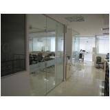 divisorias de escritório alto padrão Cajamar