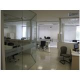divisorias escritórios Franca