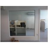 divisorias para escritório drywall Santa Isabel