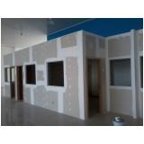 divisoria para escritório drywall