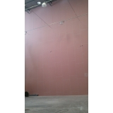 fábrica de parede divisoria mdf Granja Julieta