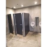 fabricante de divisoria banheiro Sé