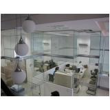 fornecedor de divisoria de escritório alto padrão Taboão da Serra