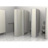 parede divisoria para banheiro valores Itatiba