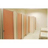 parede divisoria para banheiro Praça da Arvore
