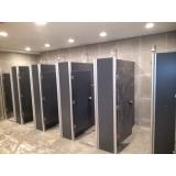 porta de aluminio para banheiro