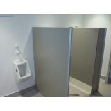porta de banheiro para empresas