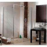 serviço de divisoria de vidro para banheiro Hortolândia