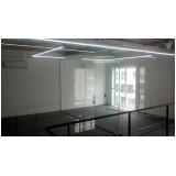 serviço de divisoria de vidro temperado escritório Ferraz de Vasconcelos
