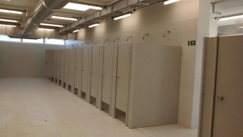 TS Laminado Estrutural para Banheiros Peruíbe - Laminado Estrutural Ts Divisoria para Banheiros